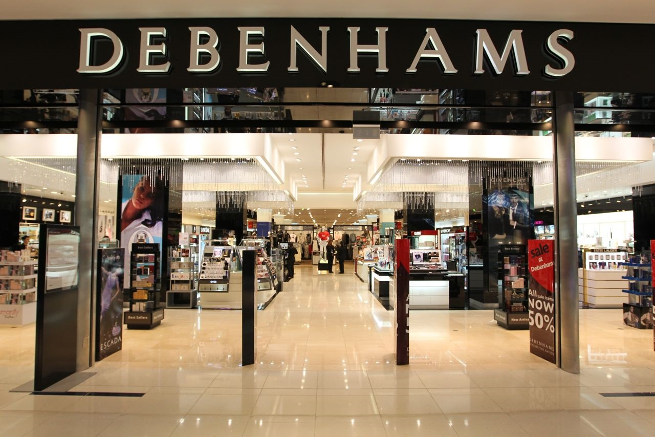 Thousands out of work as Debenhams to permanently close in Ireland