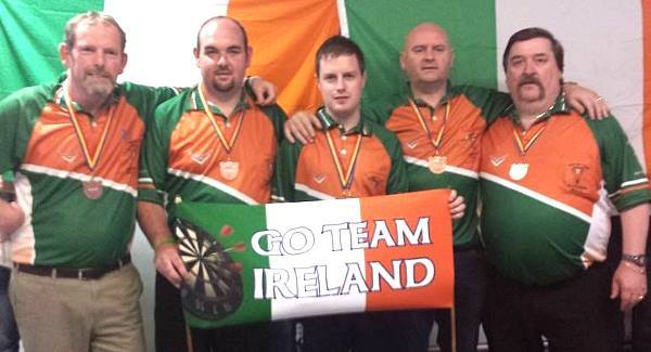 Roscommon Welcomes European Darts Champion Home