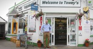 Towey's Topaz in Ballaghaderreen shortlisted for Best Service in today's Irish Times Best Shop 2014 awards
