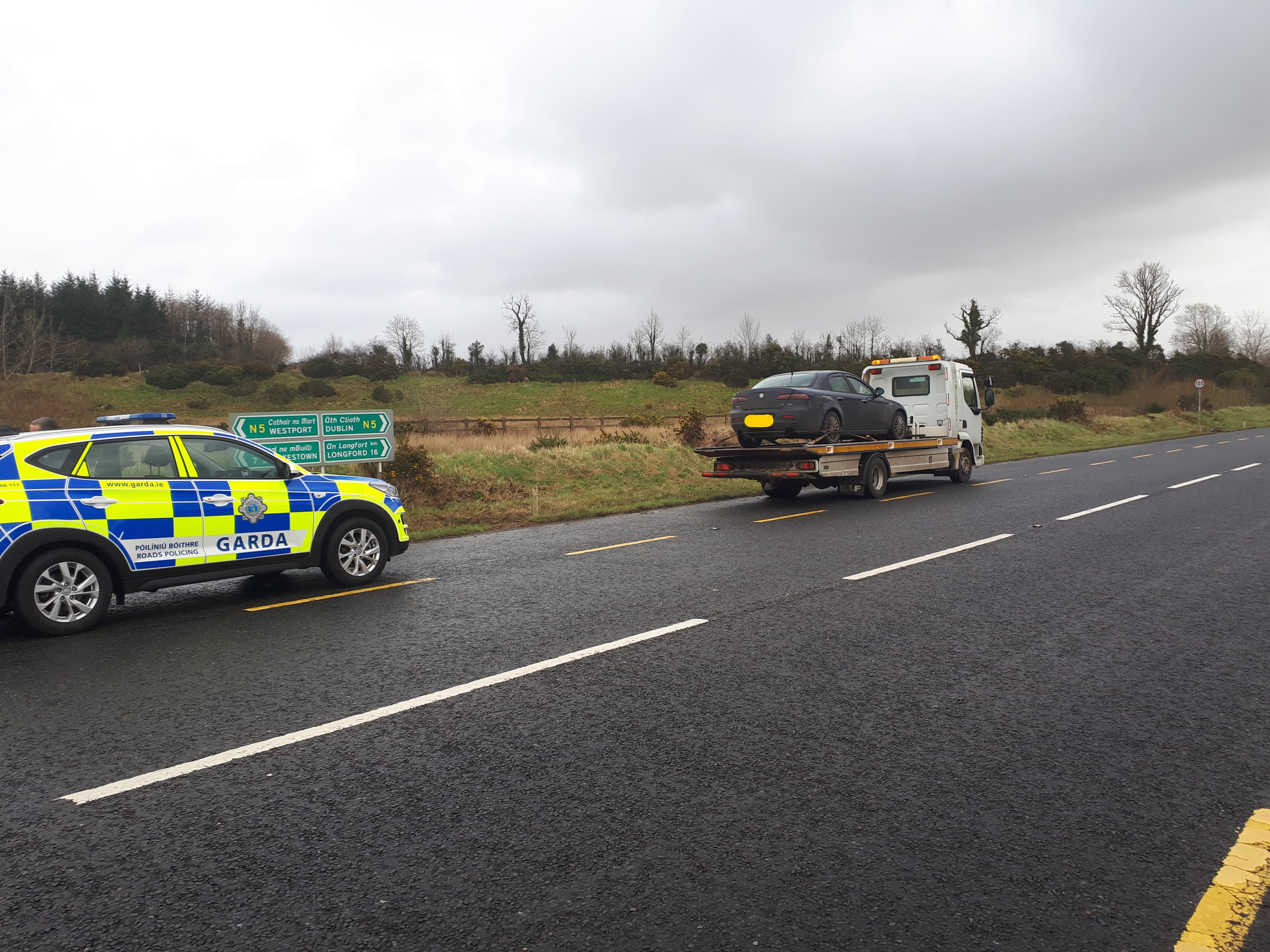 2021 Roscommon Christmas Walk Midwest Radio Car Detained In Roscommon For No Insurance After Being Stopped For Speeding