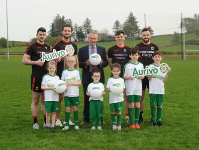 02b33c67e8f Aurivo Co-Op renews sponsorship of Mayo GAA senior club championship and  underage competitions