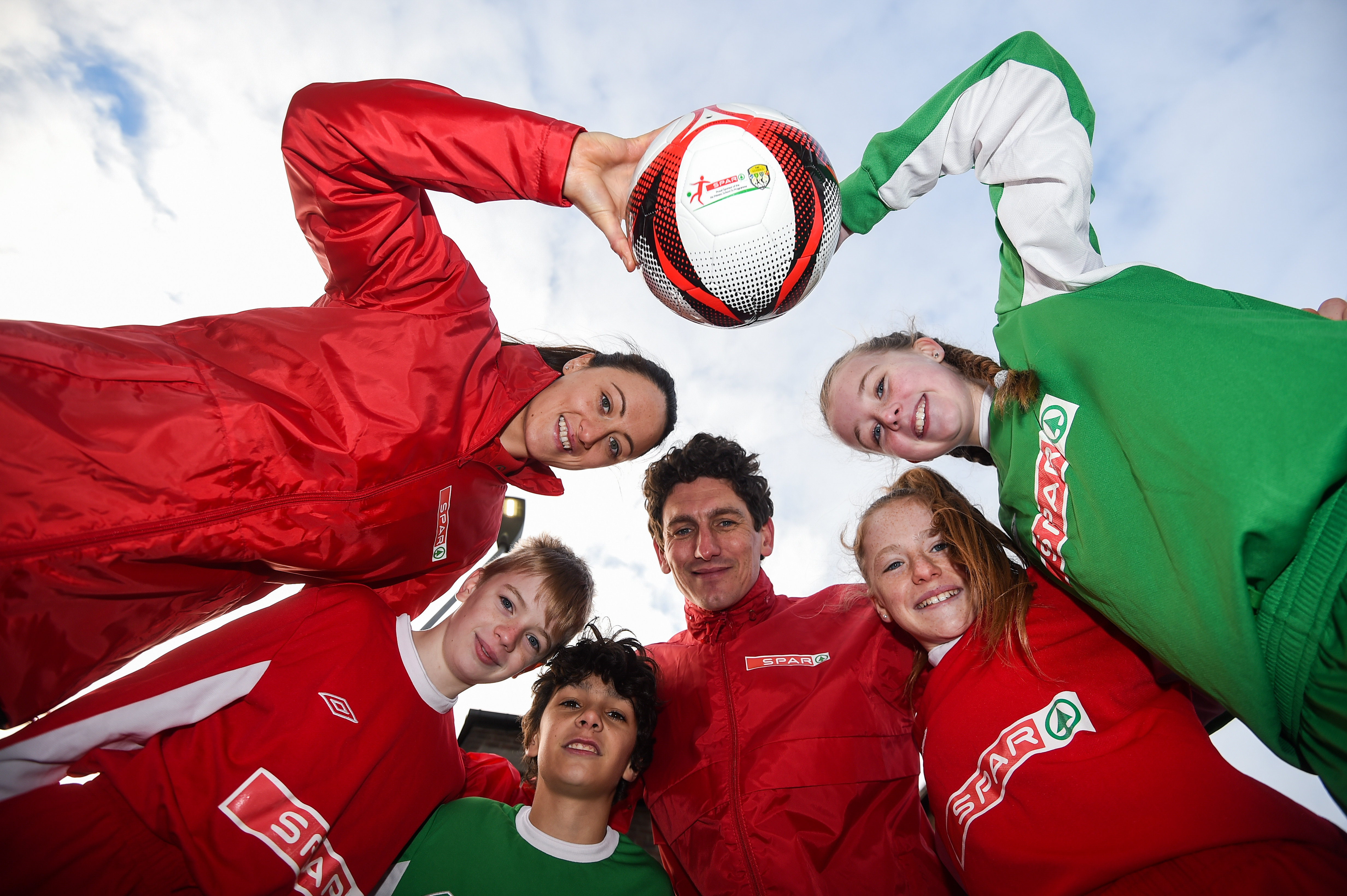 1d5d03fbc1a The SPAR FAI Primary School 5s Programme was officially launched by former  Republic of Ireland International Keith Andrews and current Republic of  Ireland ...
