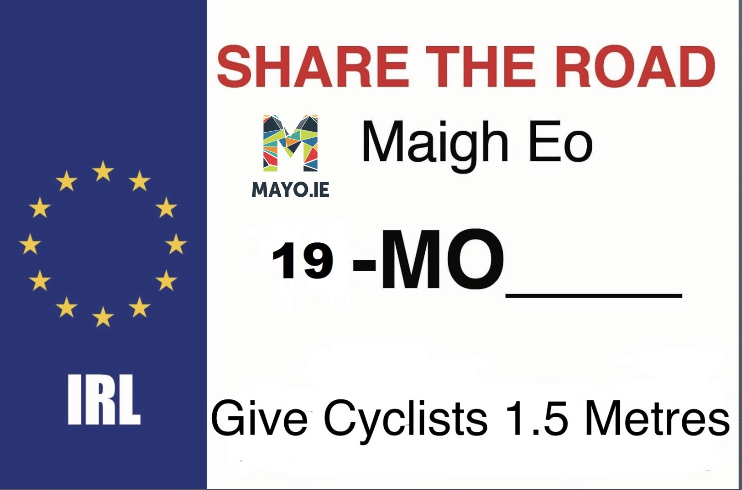 fc221c945093e0 National Bike week in Ireland gets underway from Saturday next, and  according to the Road Safety Officer for Mayo County Council Noel Gibbons,  the explosion ...