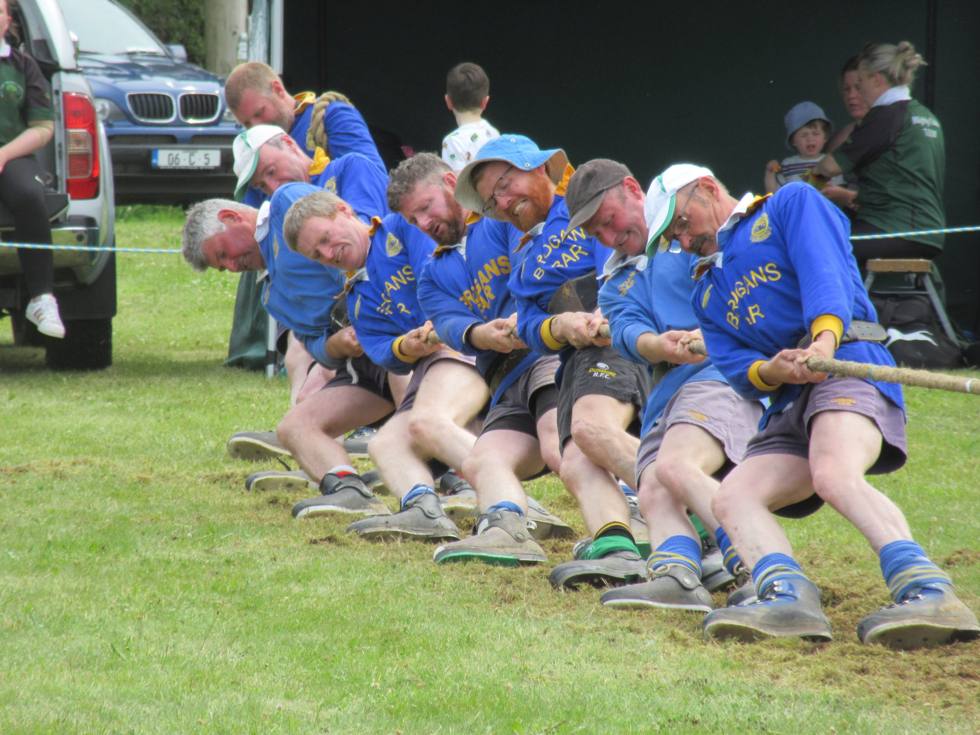 Midwest Radio - 2019 European Senior Tug of War