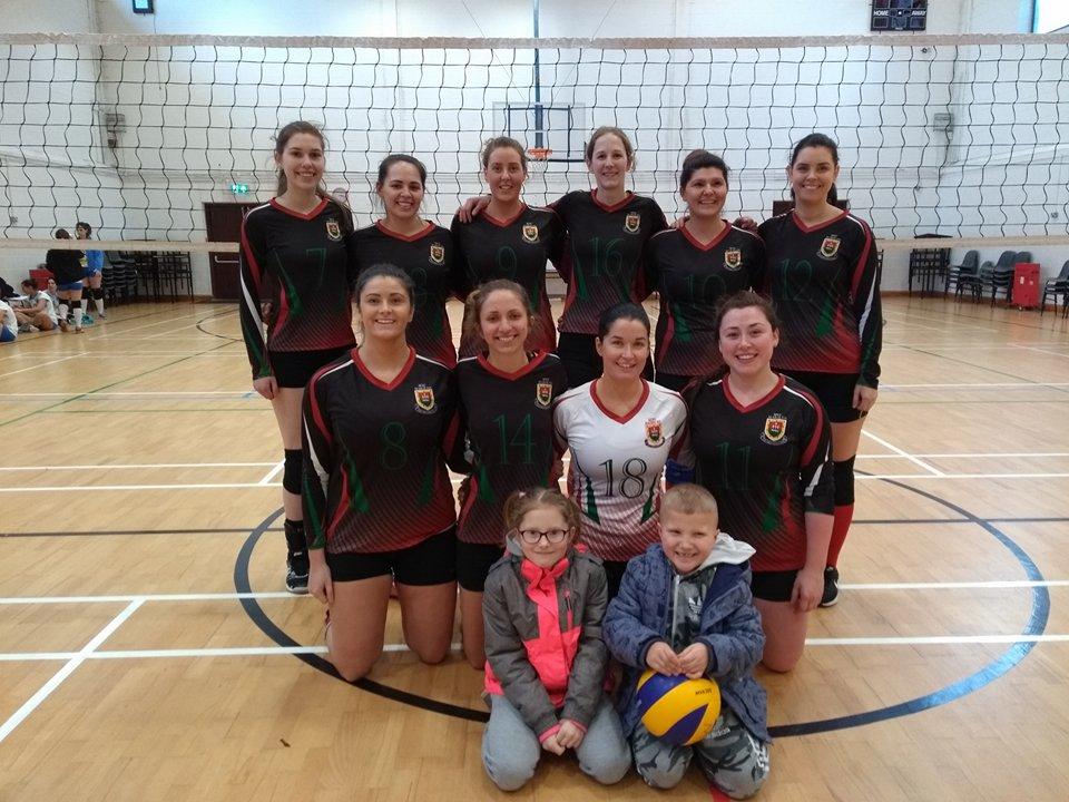 Midwest Radio - Mixed emotions for Mayo Volleyball Club