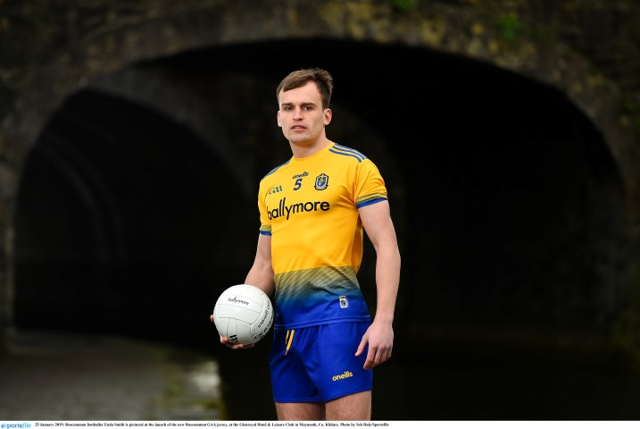 10edc746c06 An exciting new Roscommon GAA Jersey was unveiled at a launch in the  Glenroyal Hotel in Maynooth today. The Jersey bears the branding of  Ballymore who ...