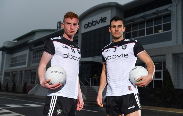 a1ec660b Sligo GAA officially unveiled its 2019 jersey and kit during a special  launch event at AbbVie's Manorhamilton Road facility in Sligo today.