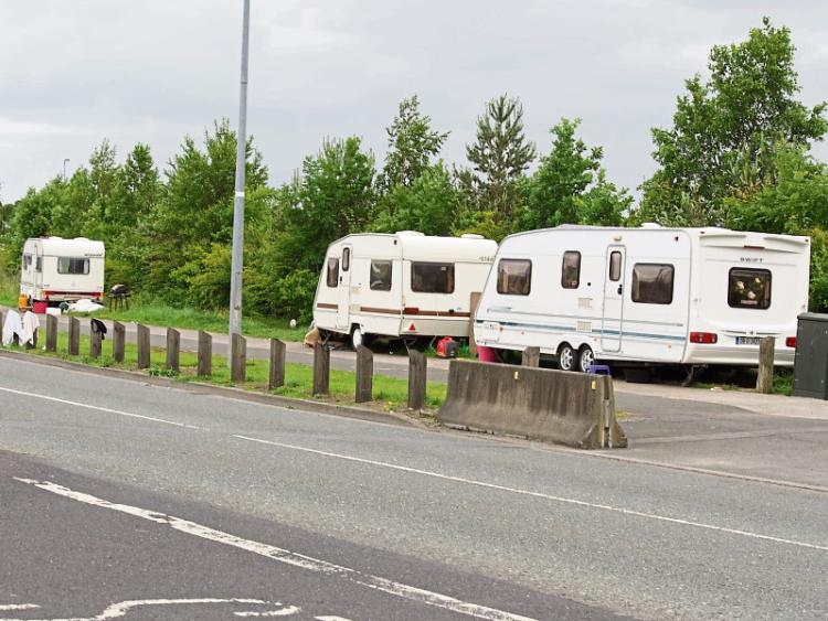 1df3f47166489 A Castlebar Councillor has called on Mayo County Council to take urgent  action on the illegal parking of a number of caravans in an area at  Cloonkeen, ...