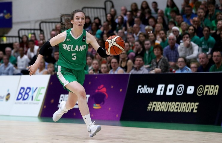 2d00e88dc7f Head coach of the Ireland Under 18 women s team Patrick O Neill has today  announced two co-captains who will led Ireland into a historic first ever  ...