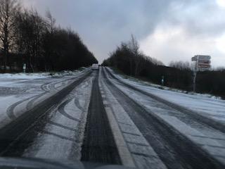 Midwest Radio - snow