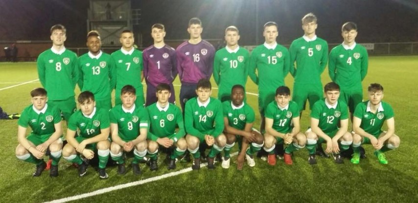 ef142a3e59369 Connacht players involved in Republic of Ireland U18 squad to face England