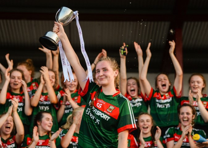 Midwest Radio - Galway and Mayo Ladies capture All-Ireland U16 titles ca3bb1a1f