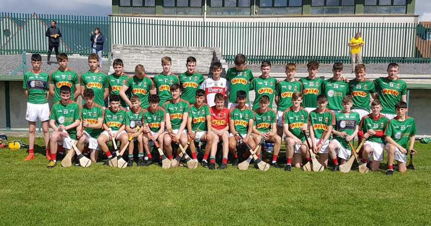 Midwest Radio - Mayo win first ever All-Ireland U16B Hurling title 008721622