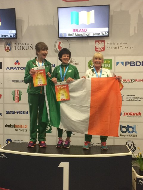 66eae4754d45a What an amazing week it was for Mayo AC's star master athlete Pauline  Moran. Following her recent performances in the National Masters Indoors  Championships ...